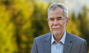 رئيس النمسا غادر بيروت