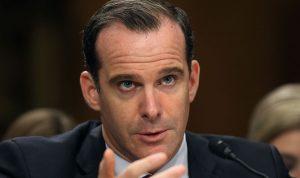 """بعد وزير الدفاع.. مبعوث واشنطن للتحالف الدولي ضد """"داعش"""" يستقيل!"""
