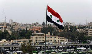 الدفاعات السورية تتصدى لطائرة مسيرة قرب قاعدة حميميم