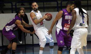 الشانفيل يستعيد توازنه من بوابة بيروت