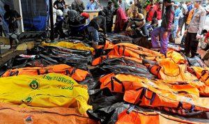 تسونامي إندونيسيا.. ارتفاع عدد القتلى الى 373