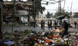 8 قتلى على الأقل بانفجار سيارة في عفرين