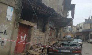 أضرار الامطار الغزيرة في عكار!