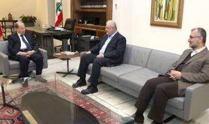 ماذا اقترح عون على وفد حزب الله؟