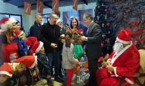 درغام: أتمنى أن تبصر الحكومة النور ليكون العيد عيدين