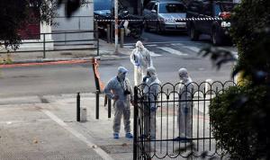 إصابة شرطي بانفجار عبوة ناسفة في أثينا