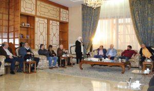 """الوضع السياسي بين بهية الحريري ومنسقية """"المستقبل"""" في الجنوب"""
