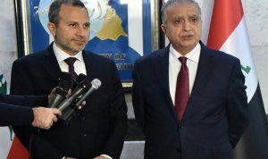 باسيل: لا قيام لاقتصادنا من دون حل ازمة النازحين السوريين