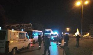 نقل جثة مواطن من برج حمود إلى مستشفى بعبدا الحكومي