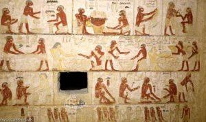 بالصور.. مقبرة جديدة في مصر ماذا وٌجد داخلها؟