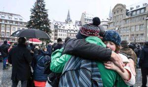 بعد اعتداء ستراسبورغ.. مئات الأشخاص يتلقون دعما نفسيا