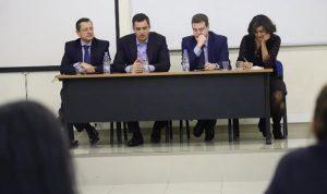 فرنجية: الازمة الحكومية تُعالج بتنازل عون عن أحد المقاعد الوزارية