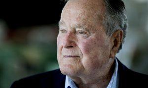 وفاة الرئيس الأميركي السابق جورج بوش الأب