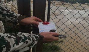 إقفال معرض لحجارة الصخر في حبوش يديره سوريون