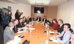 الحاج حسن: لتعتمد الحكومة سياسة رؤيوية في قطاع الاتصالات