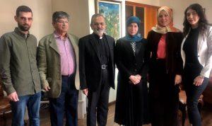 عزالدين تبحث مطالب حملة إنقاذ جبل الريحان