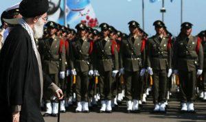 الجيش الإيراني: مصير بلادنا يتوقف على انتخابات الجمعة
