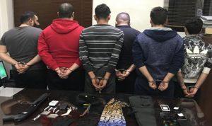 بعد عمليات السلب والسرقة التي قامت بها… العصابة بقبضة الأمن