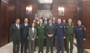 هذا ما عليه اتفق العسكريون الروس والإسرائيليون بشأن سوريا
