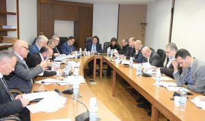 كنعان: لبنان يتهيأ بعد تشكيل الحكومة للولوج لمرحلة متقدمة من الشفافية