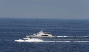 مناورات هجومية للحرس الثوري في مياه الخليج