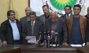 """مجموعات كردية: التهديدات التركية """"إعلان حرب"""""""