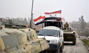 """بعد """"دعوة"""" الأكراد.. قوات النظام تعلن دخول منبج"""