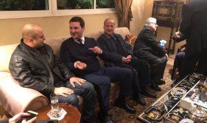 نديم الجميل: نتمنى أن يستعيد لبنان عافيته