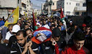 مقتل فلسطيني من ذوي الاحتياجات الخاصة برصاص إسرائيلي
