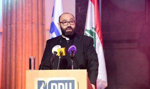 """رئيس جامعة الـNDU: """"من هم في الطرف الآخر ليسوا أعداء"""""""