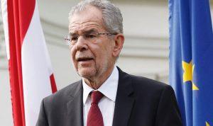 رئيس جمهورية النمسا في زيارة رسمية في بيروت