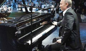 """بوتين: للسيطرة على موسيقى """"الراب"""""""