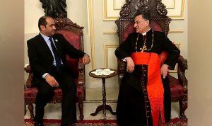 الشامسي: يهمّنا الاستقرار في لبنان وتشكيل حكومة قريباً