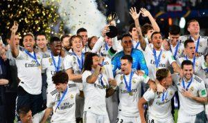 مونديال الأندية: ريال مدريد يحرز اللقب الثالث تواليا