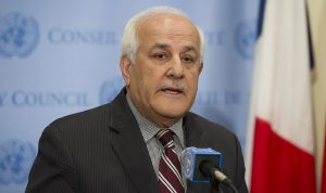 شكوى من فلسطين على إسرائيل لدى الأمم المتحدة