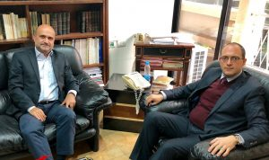 أبي رميا: الأمل كبير بدور السلطات الرقابية للقضاء على الفساد