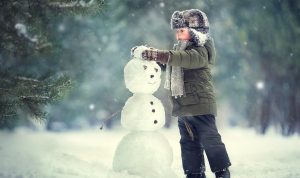 طقس الـweekend: برد ورعد وثلج وريح
