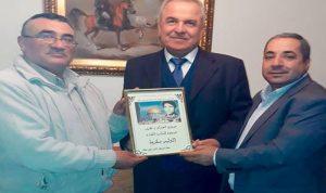 سكرية: التحرير سيتحقق على أيدي أمثال يحيى سكاف