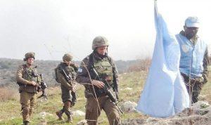قوة إسرائيلية تجتاز السياج التقني في خراج ميس الجبل