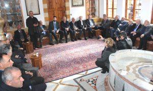 تيمور جنبلاط: لتشكيل حكومة بأسرع وقت