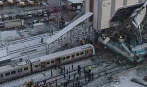 """تركيا: خطأ غريب وراء حادث """"قطار الموت"""""""
