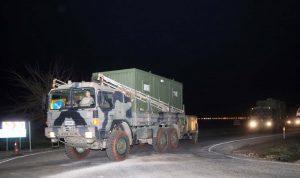 تركيا ترسل تعزيزات عسكرية إلى حدودها مع سوريا