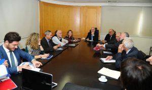 فنيانوس: لمرفأ طرابلس دور مهم من خلال الاستراتيجية الجديدة