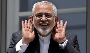 ظريف: إعادة فرض عقوبات على ايران تشويه لسمعة مجلس الأمن