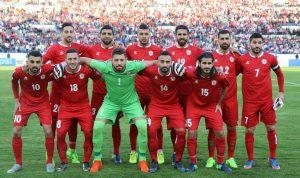 منتخب لبنان يبحث عن مشاركة مشرّفة في كأس آسيا لكرة القدم