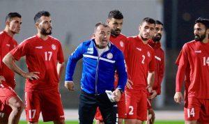 لبنان يتلقى خسارته الثانية في كأس آسيا امام السعودية
