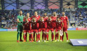 البطاقة الصفراء تحرم لبنان حلم التأهل الى الدور الثاني بكأس آسيا