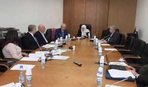 لجنة التربية ناقشت تعديل قانون مزاولة مهنة الصيدلة