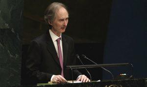 اللجنة الدستورية السورية تجتمع في جنيف في 25 الجاري