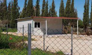 إنجاز بناء الدفاع المدني في بترومين الكورة